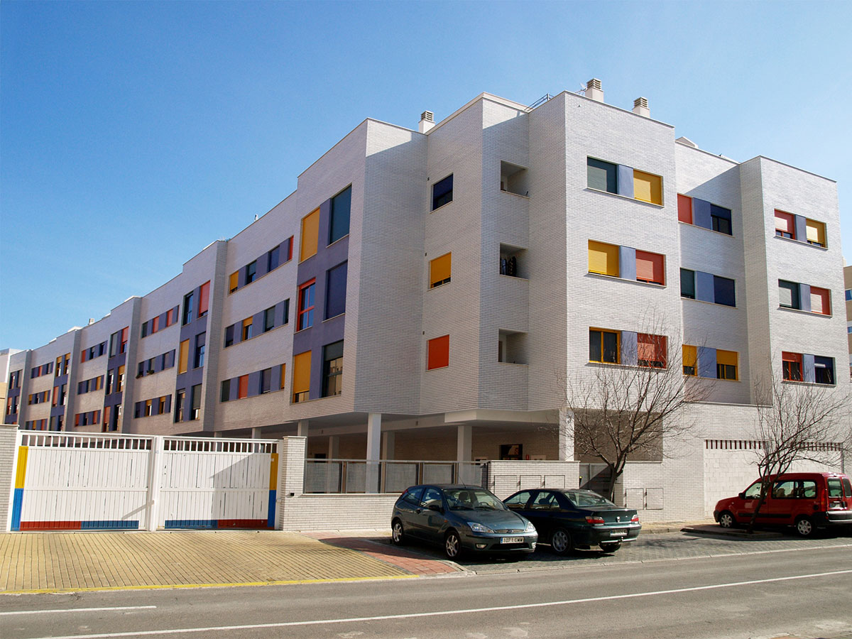 Edificio de viviendas uji xiob civicons - Paginas de viviendas ...
